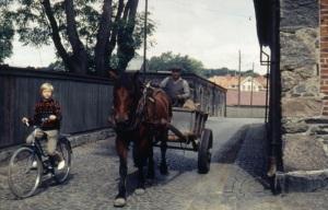 Sista häståket, 1963.