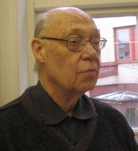 Kent Olsson – en framstående industrihistoriker, som nu har ägnat sig åt även Mölndals kvarnby.