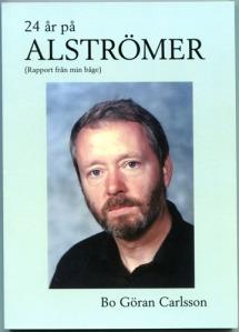 24 år på Alströmer, bokomslag