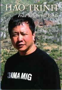 Hao finns givetvis med på bokens omslag.