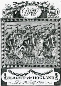 """""""Slaget vid Hogland"""" blev namnet på ett uppskattat tobaksmärke."""