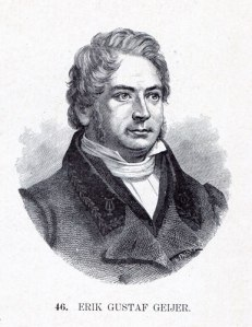 Erik Gustaf Geijer.