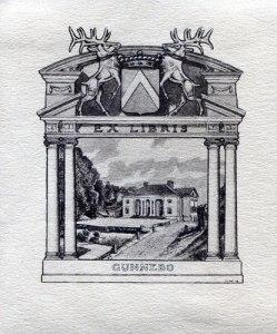 Ex Libris Gunnebo