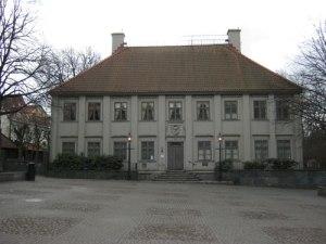 Gathenhielmska huset vid Stigbergstorget. Foto: Lars Gahrn.