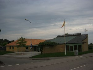 I Stensjökyrkan firas fortfarande annandag pingst. Foto: Lars Gahrn.
