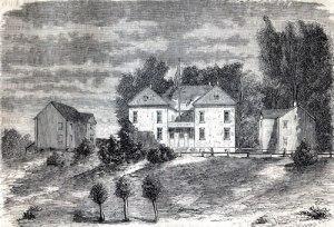 Eidsvoll – här möttes de norska grundlagsfäderna, som visade prov på en stor självständighet och politisk mognad.