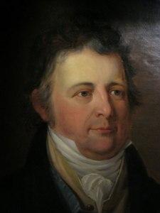 Greve Herman Wedel Jarlsberg var en av de svenskvänliga grundlagsfäderna. Det stora flertalet var emellertid för full norsk självständighet.