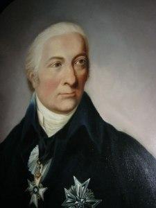 Carsten Anker var ägare till Eidsvoll och var god vän med Christina Hall på Gunnebo.