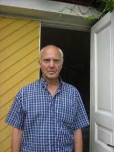 Docent Mats G. Larsson.