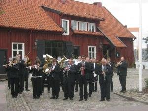 Mölndals Symfonic Band.