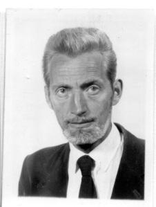 Sven Evert Nilsson.