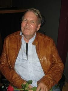 Bygdespelets författare, Kjell Eriksson, en framstående krönikör från Tjörn.
