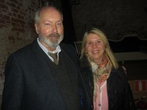Christer Harling och Judy Larsen.