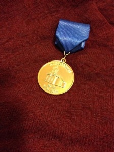 Mariamedaljen.