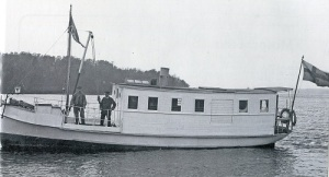 Gamla Isa år 1915.