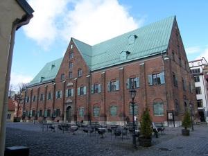 Kronhuset är nu – bland mycket annat – konsertlokal för Göteborgs Wind Orchestra.