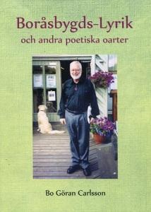Bo Göran Carlssons nya diktsamling.