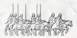 Kungarna red med sina följen runt från kungsgård till kungsgård och tycks åtminstone i många fall ha begravts vid den kungsgård, där de råkade avlida (eller avlivas).