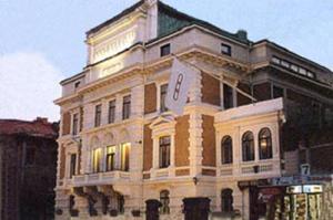 Ordenshuset vid Vasagatan var tänkt som en tillfällig lösning för logen nummer 127 Kvarnbyn, men logen är kvar där ännu efter 62 år.
