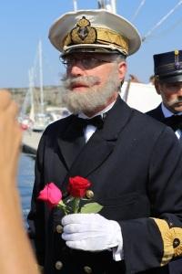Konung Oscar, spelad av Anders Arnell. Foto: Jan-Arne Björkman.