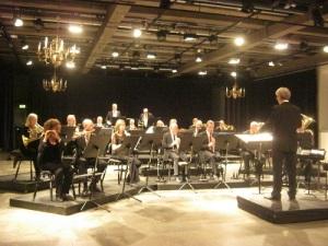 Konsert i Göteborgs anrikaste byggnad. Foto: Lars Gahrn.