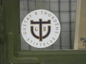 Gustaf B. Thordéns stiftelse gör många viktiga kulturgärningar.