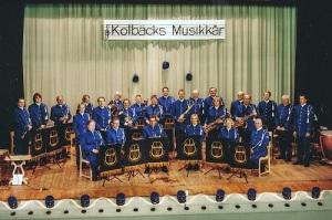 Kolbäcks Musikkår i Linneabion 2005.