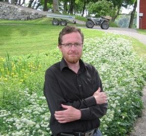 JBLD Strömberg har följt konungar och riksföreståndare i spåren. Foto: Johannes Strömberg.