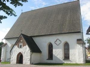 Borgå lantdag öppnades och avslutades i Borgå domkyrka. Foto: Lars Gahrn.