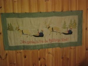 Samerna är symbolen för Sverige.