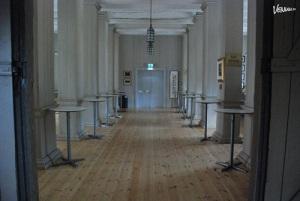 Foajé Karl XI på andra våning.