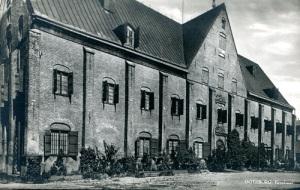 Kronhuset – gammal vykortsbild.