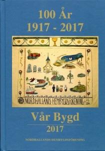 Årsboken för jubileumsåret är en utmärkt översikt över Nordhallands historia.