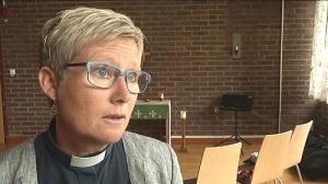 Biskop Susanne. Bild från nätet.