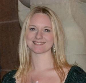 Stina Klintbom sjöng till vissa av musikstyckena.
