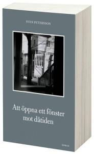 Omslaget till Sven Peterssons Mölndalsroman.