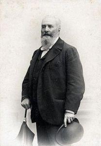 """Göteborgsarkitekten Victor von Gegerfelt var """"konstnärlig rådgivare"""" vid Cavallis restaurering av Gunnebo."""