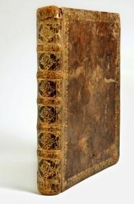 Christina Halls visbok är fortfarande vacker, trots att den har blivit sliten under sina mer än 180 år.