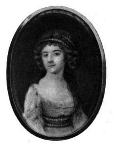 Marianne Ehrenström, född Pollett, var en Göteborgspollett av det mest förtjusande slaget.